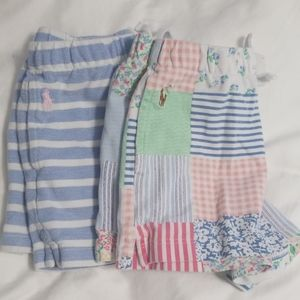 Polo shorts -2 pair bundle